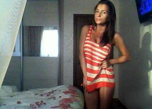Irina is looking for adult webcam chat
